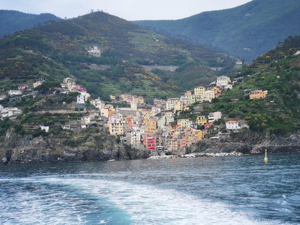 意大利马拉罗纳镇全景