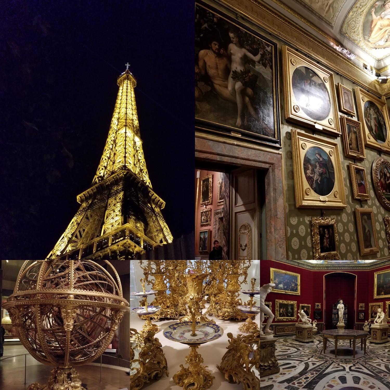 欧洲各地的历史文化科技遗存